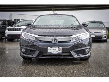 2017 Honda Civic Touring (Stk: LF5593) in Surrey - Image 2 of 21