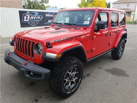 2020 Jeep Wrangler Unlimited Rubicon (Stk: 15862) in Fort Macleod - Image 1 of 19