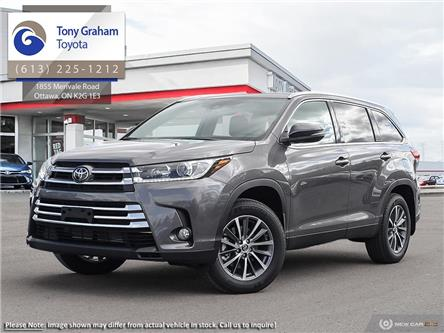 2019 Toyota Highlander XLE (Stk: 58787) in Ottawa - Image 1 of 23