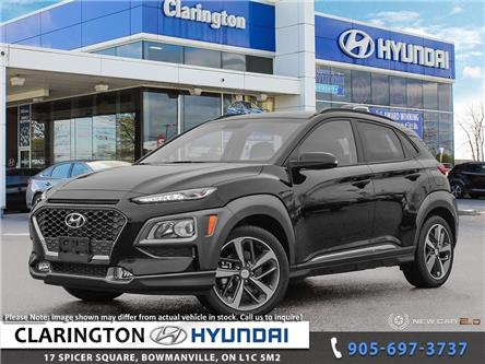 2020 Hyundai Kona 1.6T Trend w/Two-Tone Roof (Stk: 19703) in Clarington - Image 1 of 24