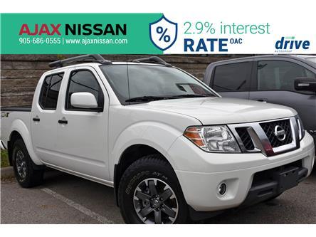2019 Nissan Frontier PRO-4X (Stk: P4246R) in Ajax - Image 1 of 31