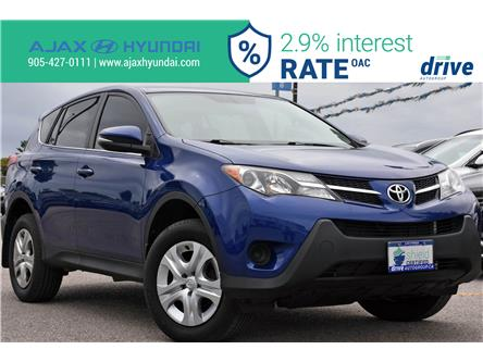 2014 Toyota RAV4 LE (Stk: P4790L) in Ajax - Image 1 of 28