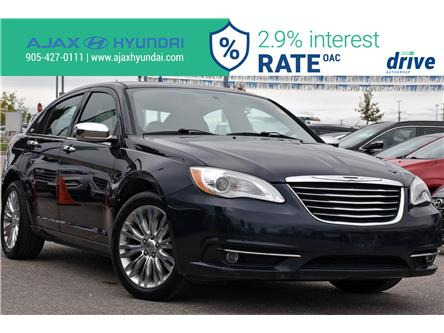 2012 Chrysler 200 Limited (Stk: 19900A) in Ajax - Image 1 of 27