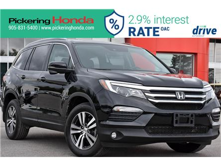 2018 Honda Pilot EX-L Navi (Stk: P5228) in Pickering - Image 1 of 33