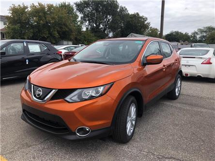 2019 Nissan Qashqai SV (Stk: KW345310) in Whitby - Image 1 of 5