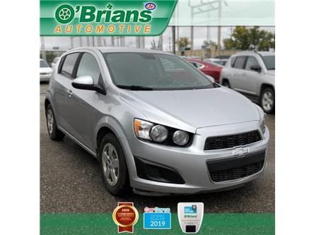 2013 Chevrolet Sonic LS Auto (Stk: 12486A) in Saskatoon - Image 1 of 18