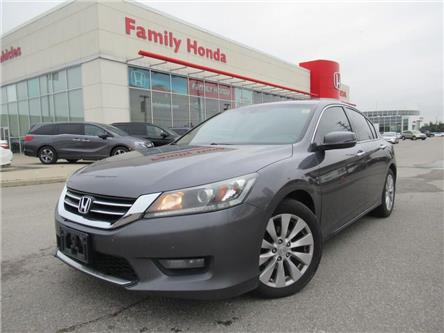 2014 Honda Accord EX-L V6 | SUNROOF | REVERSE CAM (Stk: 800098T) in Brampton - Image 1 of 29