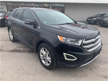 2015 Ford Edge SEL | LEATHER | PANO ROOF | NAVI | B/U CAM (Stk: P12565) in Oakville - Image 2 of 22