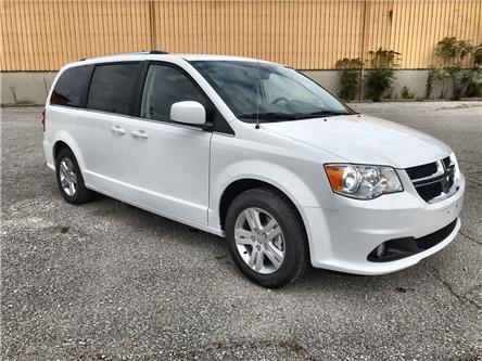 2019 Dodge Grand Caravan Crew (Stk: 191464) in Windsor - Image 1 of 14