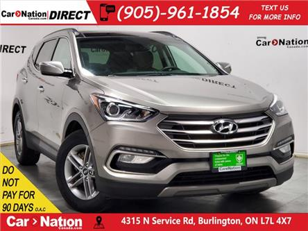 2018 Hyundai Santa Fe Sport  (Stk: DRD2637) in Burlington - Image 1 of 39