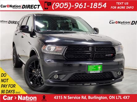 2018 Dodge Durango GT (Stk: DRD2608) in Burlington - Image 1 of 42