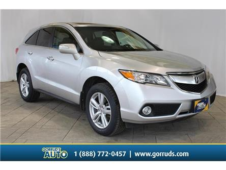 2014 Acura RDX Base (Stk: 803212) in Milton - Image 1 of 47