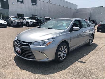 2017 Toyota Camry Hybrid XLE (Stk: U2671) in Vaughan - Image 1 of 18
