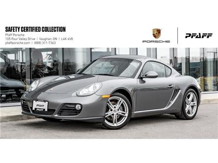 2010 Porsche Cayman  (Stk: U8023A) in Vaughan - Image 1 of 22