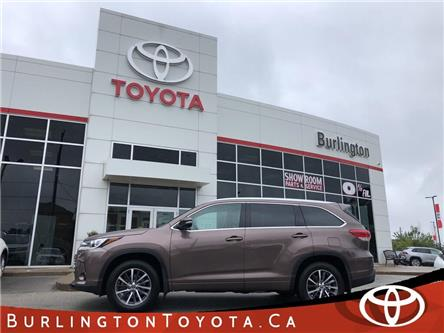 2017 Toyota Highlander XLE (Stk: U10818) in Burlington - Image 1 of 20