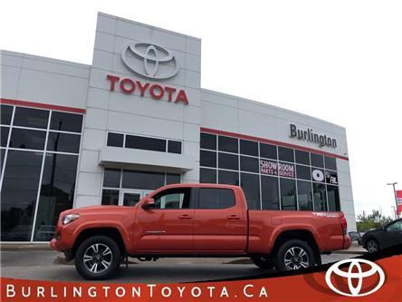 2017 Toyota Tacoma TRD Sport (Stk: U10827) in Burlington - Image 1 of 30