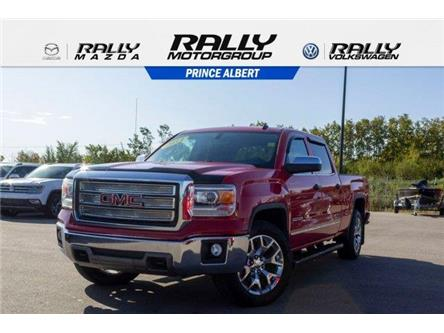2014 GMC Sierra 1500 SLT (Stk: 1976B) in Prince Albert - Image 1 of 11