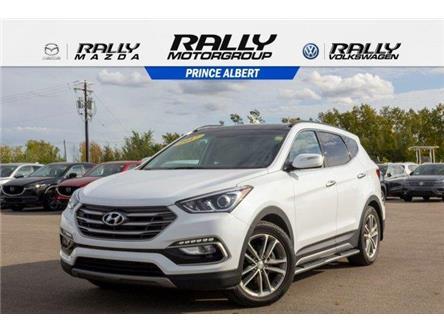 2017 Hyundai Santa Fe Sport Limited (Stk: V908) in Prince Albert - Image 1 of 11