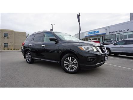 2018 Nissan Pathfinder  (Stk: DR201) in Hamilton - Image 2 of 45