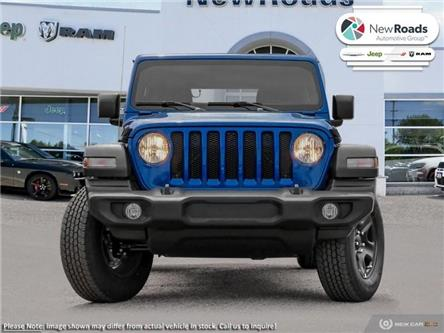 2020 Jeep Wrangler Sport (Stk: W19333) in Newmarket - Image 2 of 22