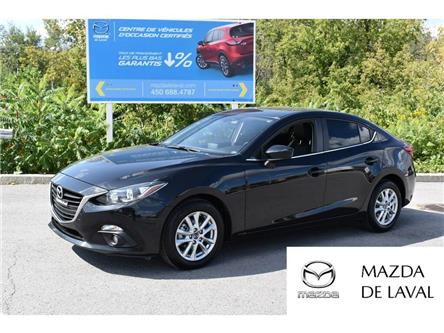 2015 Mazda Mazda3  (Stk: U7385) in Laval - Image 1 of 18
