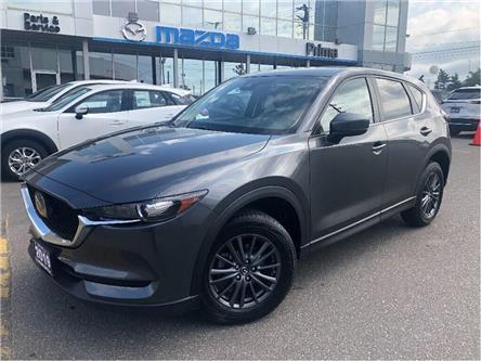 2019 Mazda CX-5 GS ALL WHEEL DRIVE, DEMO VEHICLE (Stk: D19-083) in Woodbridge - Image 1 of 26