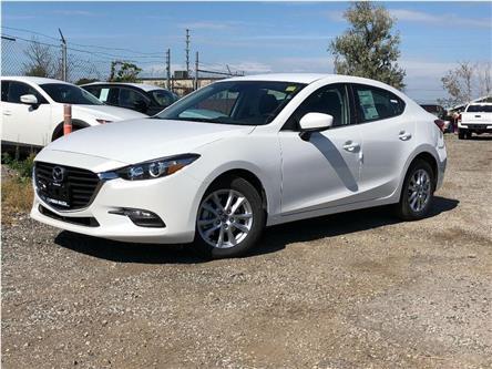 2018 Mazda Mazda3  (Stk: P-4228) in Woodbridge - Image 1 of 15