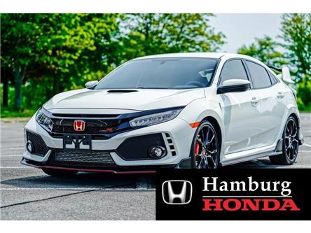 2018 Honda Civic Type R Base (Stk: T6705) in Niagara Falls - Image 1 of 14