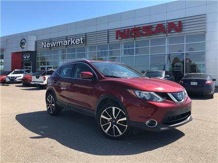 2019 Nissan Qashqai SL - Leather / Sunroof / Bluetooth (Stk: UN996) in Newmarket - Image 1 of 23