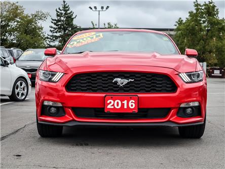 2016 Ford Mustang  (Stk: W0195) in Burlington - Image 2 of 24