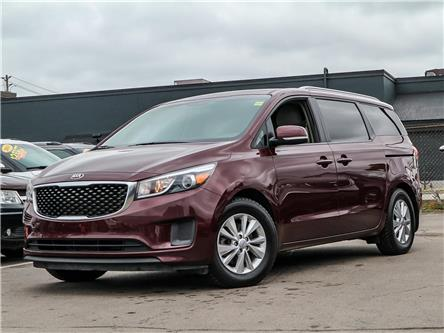2016 Kia Sedona  (Stk: 2438) in Burlington - Image 1 of 25