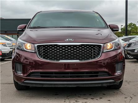 2016 Kia Sedona  (Stk: 2438) in Burlington - Image 2 of 25