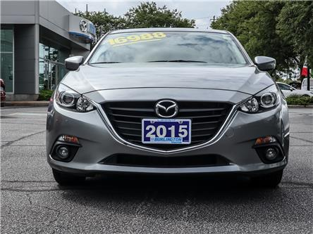 2015 Mazda Mazda3 Sport GS (Stk: 1996LT) in Burlington - Image 2 of 28