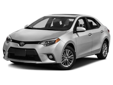 2016 Toyota Corolla LE (Stk: 135) in Hamilton - Image 1 of 10