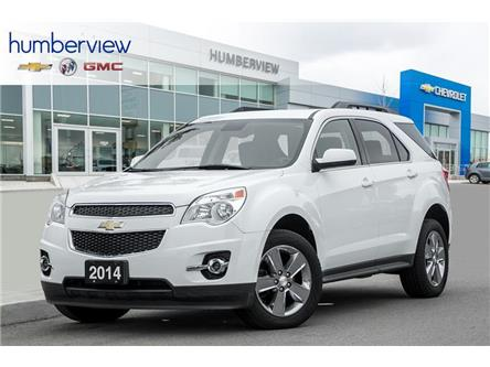 2014 Chevrolet Equinox 2LT (Stk: A0L002A) in Toronto - Image 1 of 20