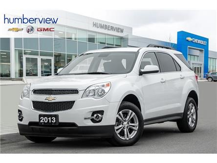 2013 Chevrolet Equinox 1LT (Stk: DR4376A) in Toronto - Image 1 of 18