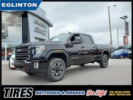 2020 GMC Sierra 2500HD AT4 (Stk: LF140666) in Mississauga - Image 1 of 26