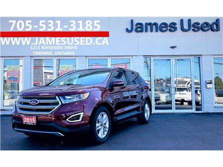 2015 Ford Edge SEL (Stk: N19370A) in Timmins - Image 1 of 13