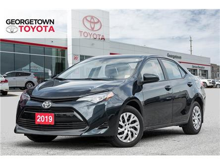 2019 Toyota Corolla LE (Stk: 9CR012) in Georgetown - Image 1 of 18