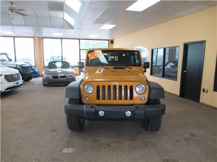 2014 Jeep Wrangler Sport (Stk: 285975) in Dartmouth - Image 2 of 17
