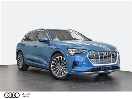 2019 Audi e-tron 55 Progressiv (Stk: 52896) in Ottawa - Image 1 of 19