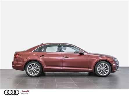 2017 Audi A4 2.0T Progressiv (Stk: 50683) in Ottawa - Image 2 of 18