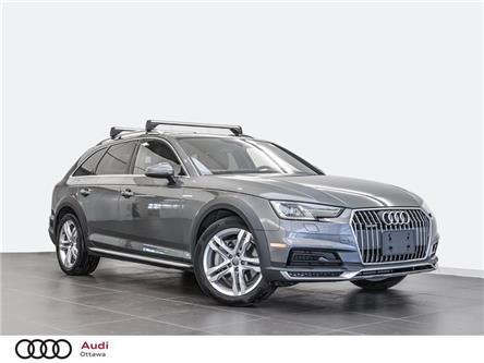 2017 Audi A4 allroad 2.0T Komfort (Stk: 52759A) in Ottawa - Image 1 of 19