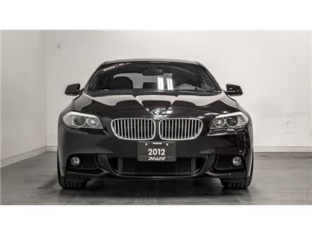 2012 BMW 550i xDrive (Stk: T17136A) in Woodbridge - Image 2 of 21