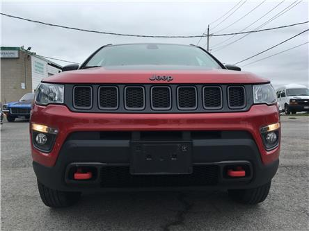 2018 Jeep Compass Trailhawk (Stk: 18-12509) in Georgetown - Image 2 of 25