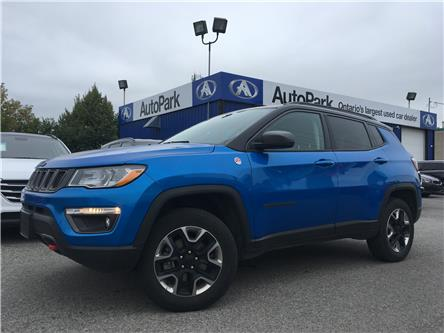 2018 Jeep Compass Trailhawk (Stk: 18-12533) in Georgetown - Image 1 of 24
