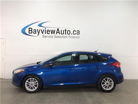 2018 Ford Focus SE (Stk: 35620W) in Belleville - Image 1 of 24
