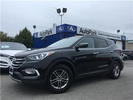 2018 Hyundai Santa Fe Sport 2.4 Premium (Stk: 18-51759) in Georgetown - Image 1 of 25
