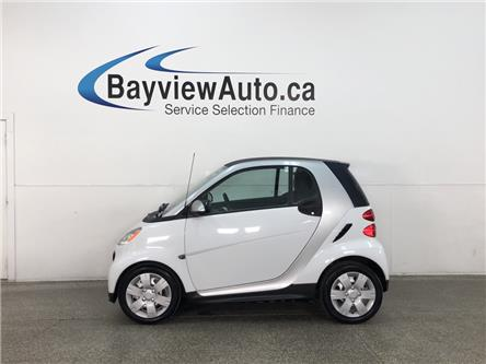 2015 Smart Fortwo Pure (Stk: 35525W) in Belleville - Image 1 of 21