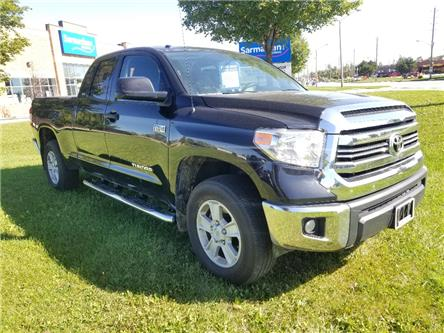 2017 Toyota Tundra SR5 Plus 5.7L V8 (Stk: U01224) in Guelph - Image 1 of 22